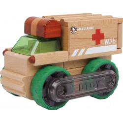 Transformobile - Ambulance